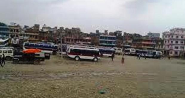 tulsipur-busspark