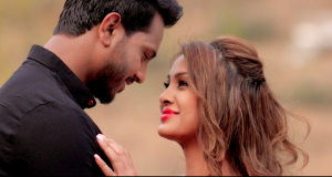 Timro Nayan - Yousuf Khan - ft Anu Shah and samim khan - ArtistNepal Production - Nava Dhungel -Kalyan Singh Compose - video 9