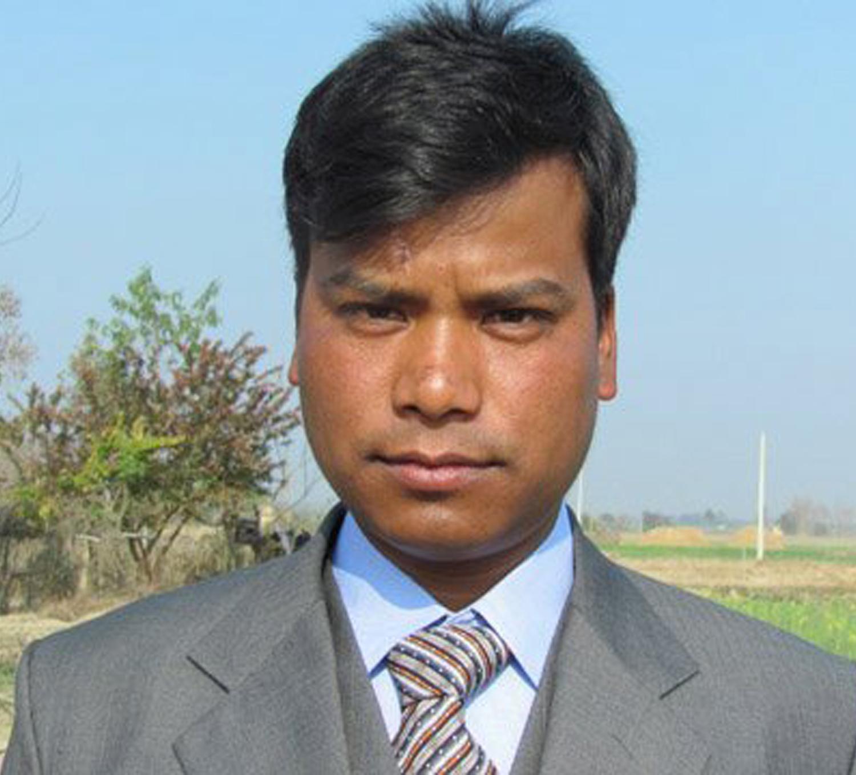 Hiralal Chaudhary Chairperson Dangisharan