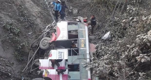 bus durghatana